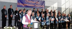Sängerkreis Starnberg bei Kreis-Chorsingen