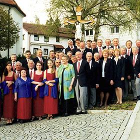 MGV Gilching im Sängerkreis STA