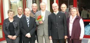 Vorstand des Sängerkreis Starnberg